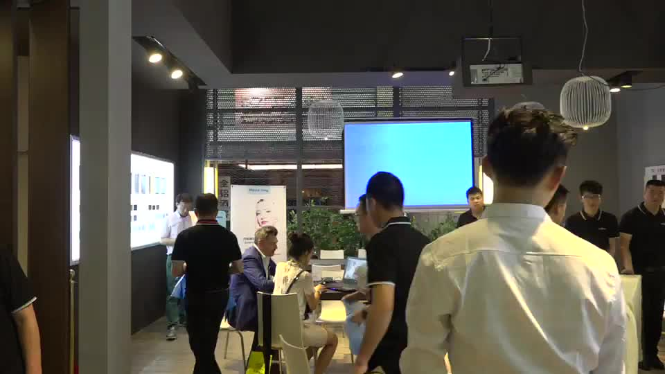 【直播】美罗堡定制家居惊艳亮相上海国际厨卫展