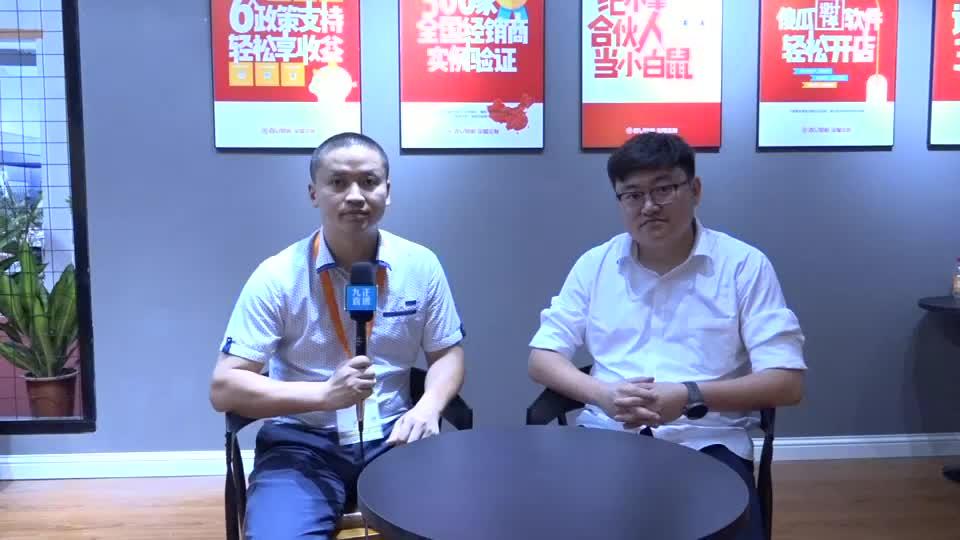 【直播】专访百V橱柜营销总监祖凯